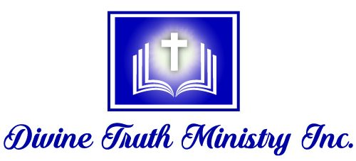 Logo for Divine Truth Ministry